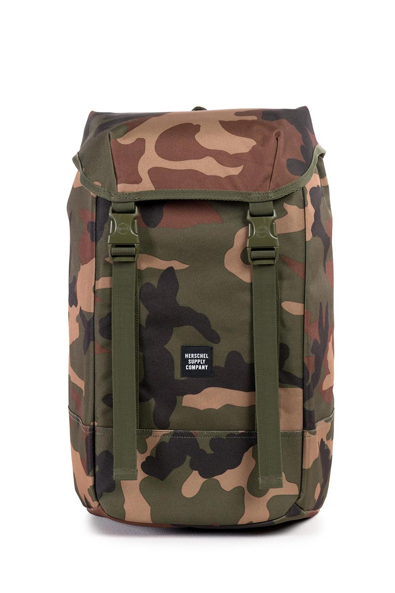 64fdaa34c2b Herschel Supply Co. Iona backpack woodland camo army