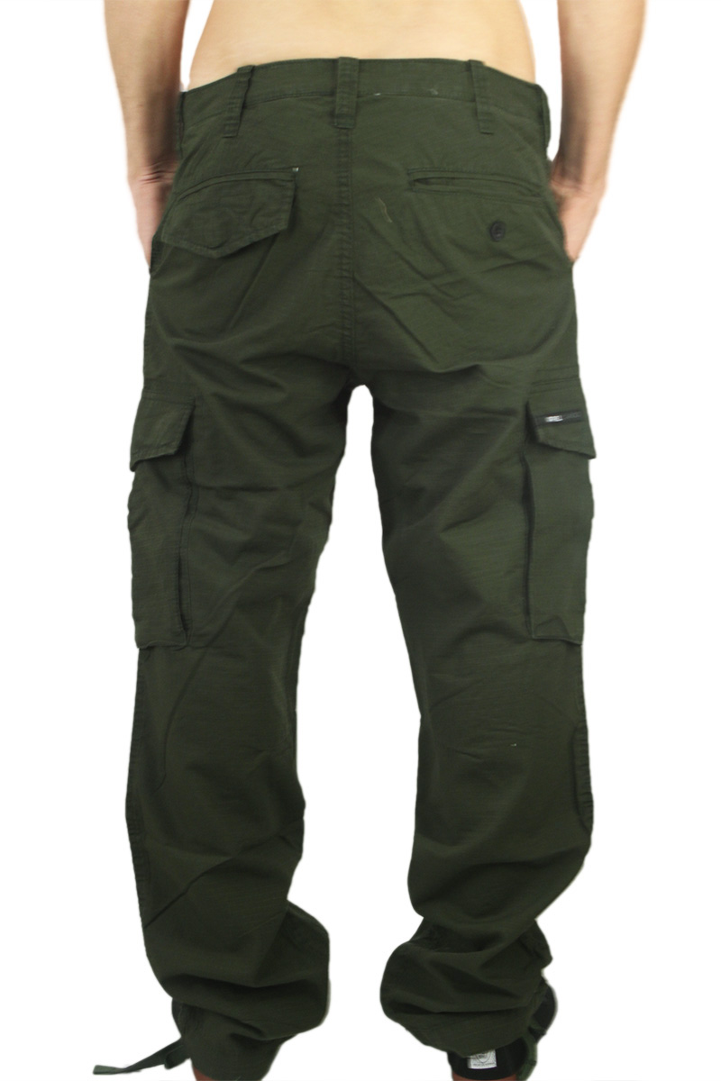 Reell cargo pants forest green | Paperinos