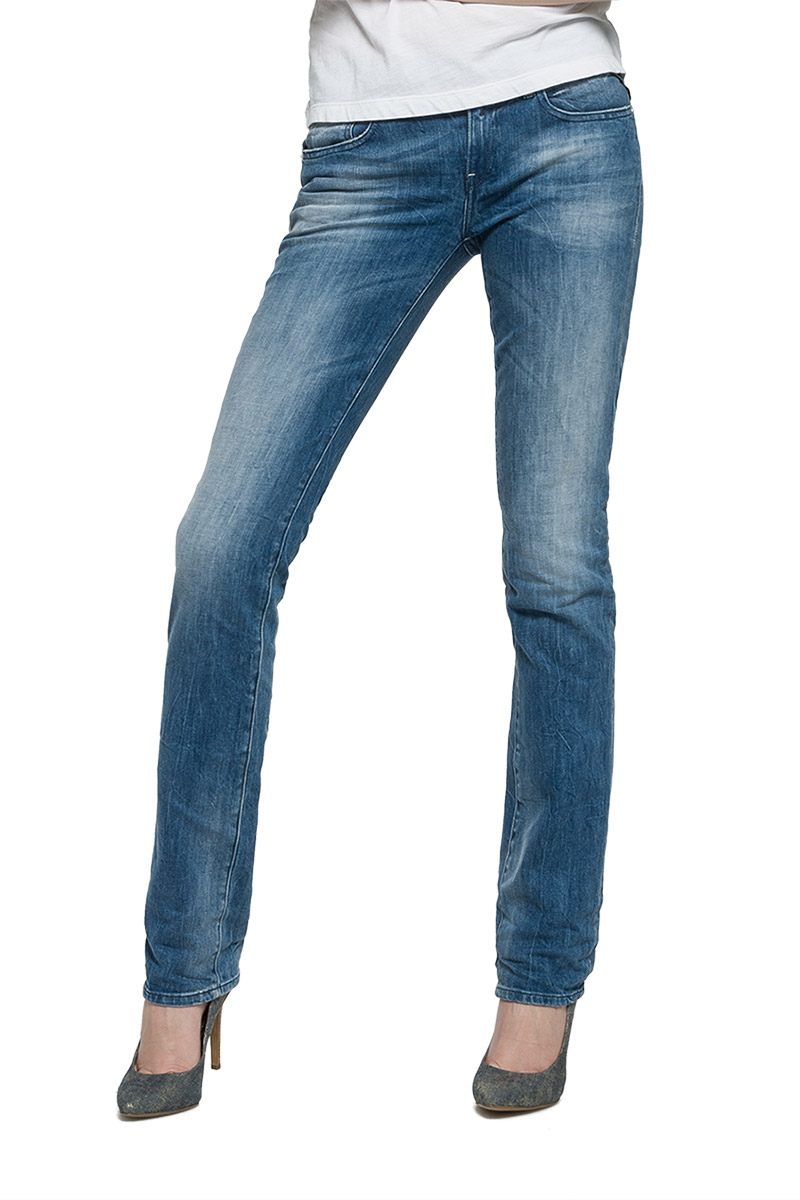 Replay γυναικείο straight fit jeans Vicky - wx648l-000443727