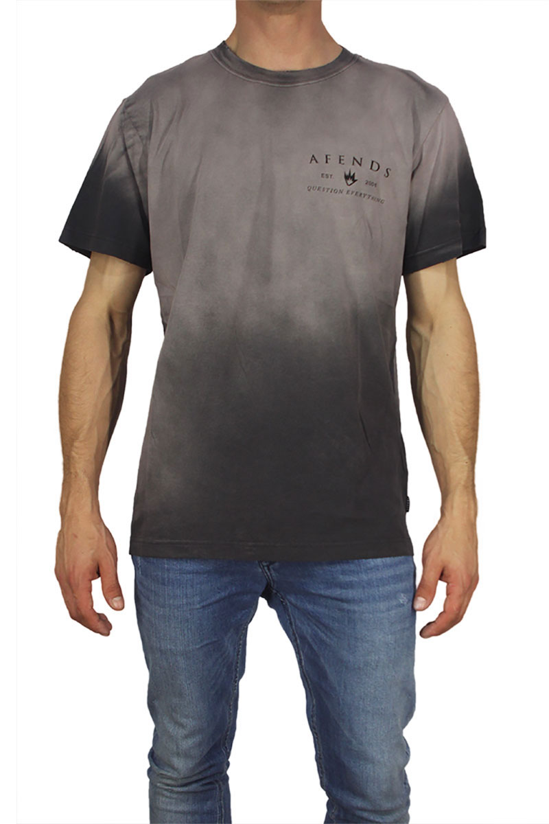 Afends Roll ανδρικό t-shirt dip dye image