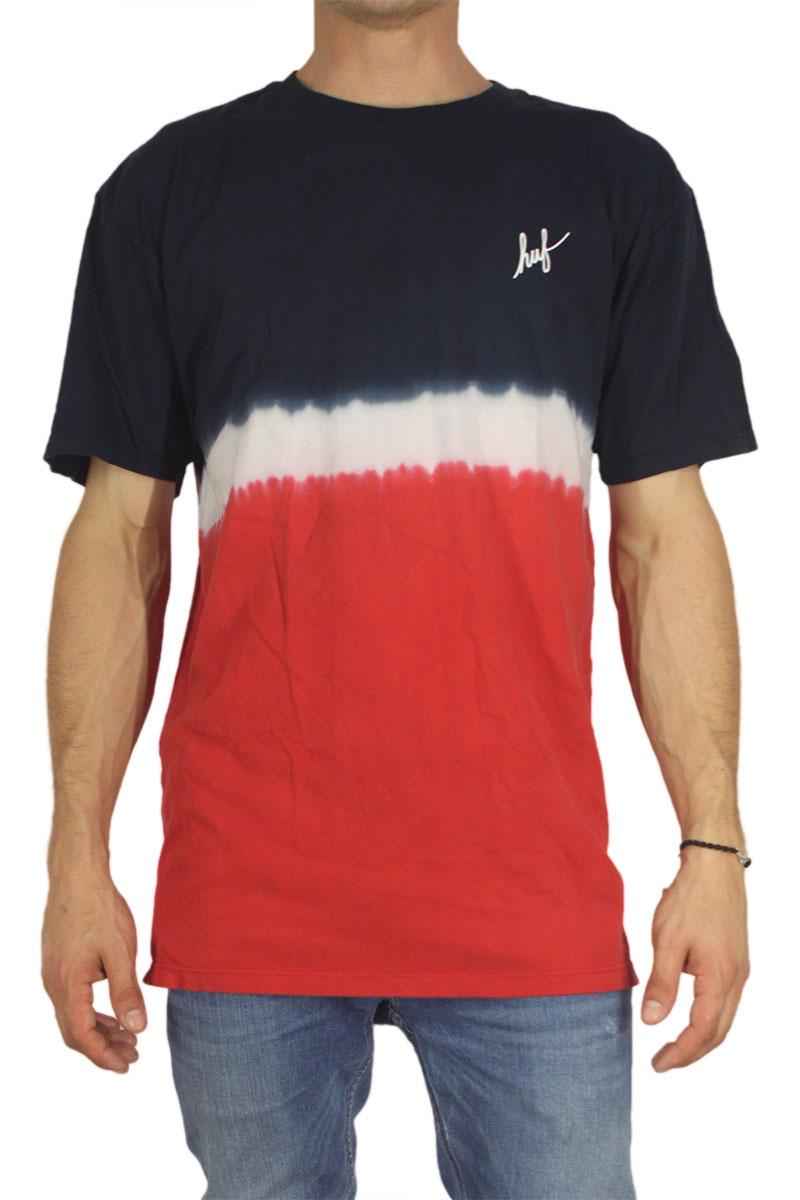 Huf ανδρικό t-shirt stripe wash image