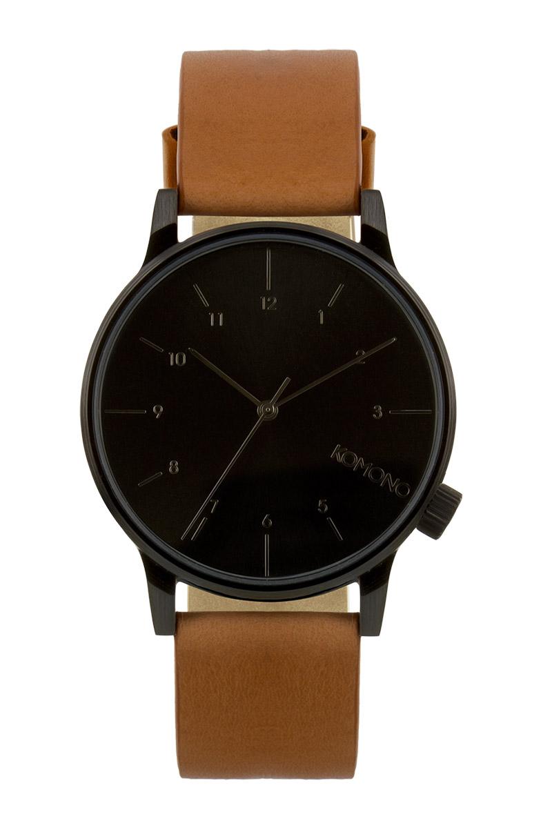 Komono ρολόι χειρός Winston Regal cognac image