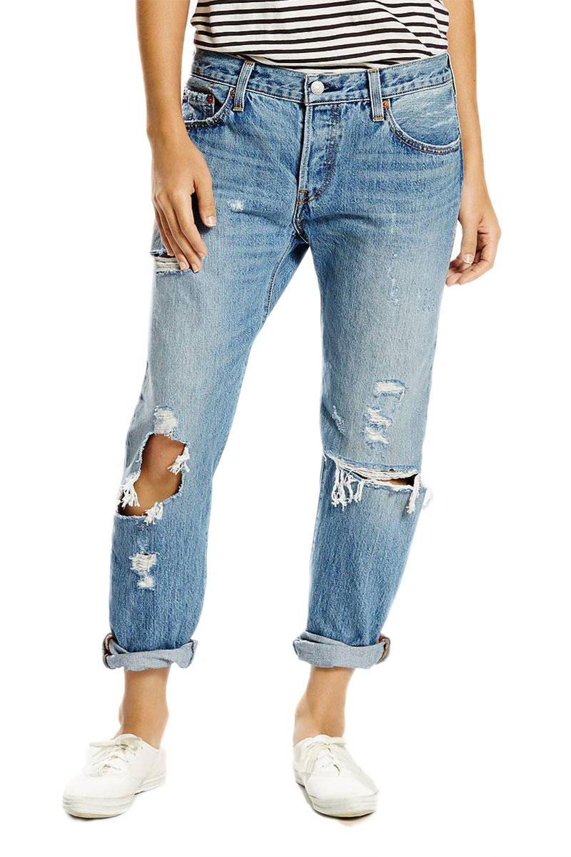 Women's LEVI'S 501® CT Jeans time gone by