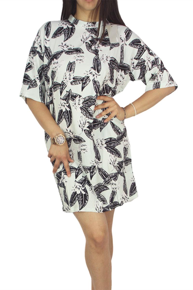 Minimum μίνι φόρεμα Margit surf mint - 123040260