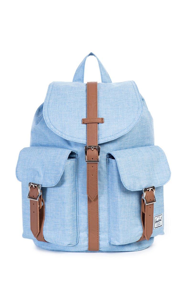 a12ac86acc5 Herschel Supply Co. Dawson women s backpack chambray crosshatch