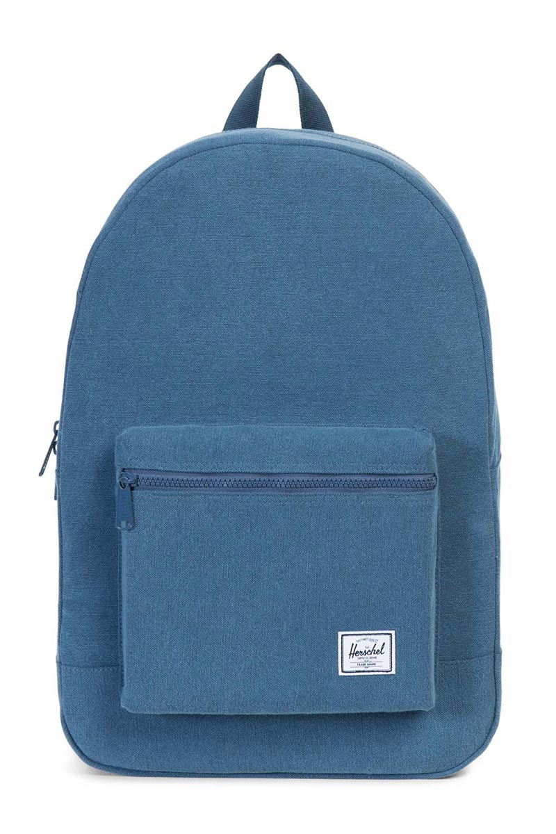Herschel Supply Co. Daypack backpack navy cotton canvas