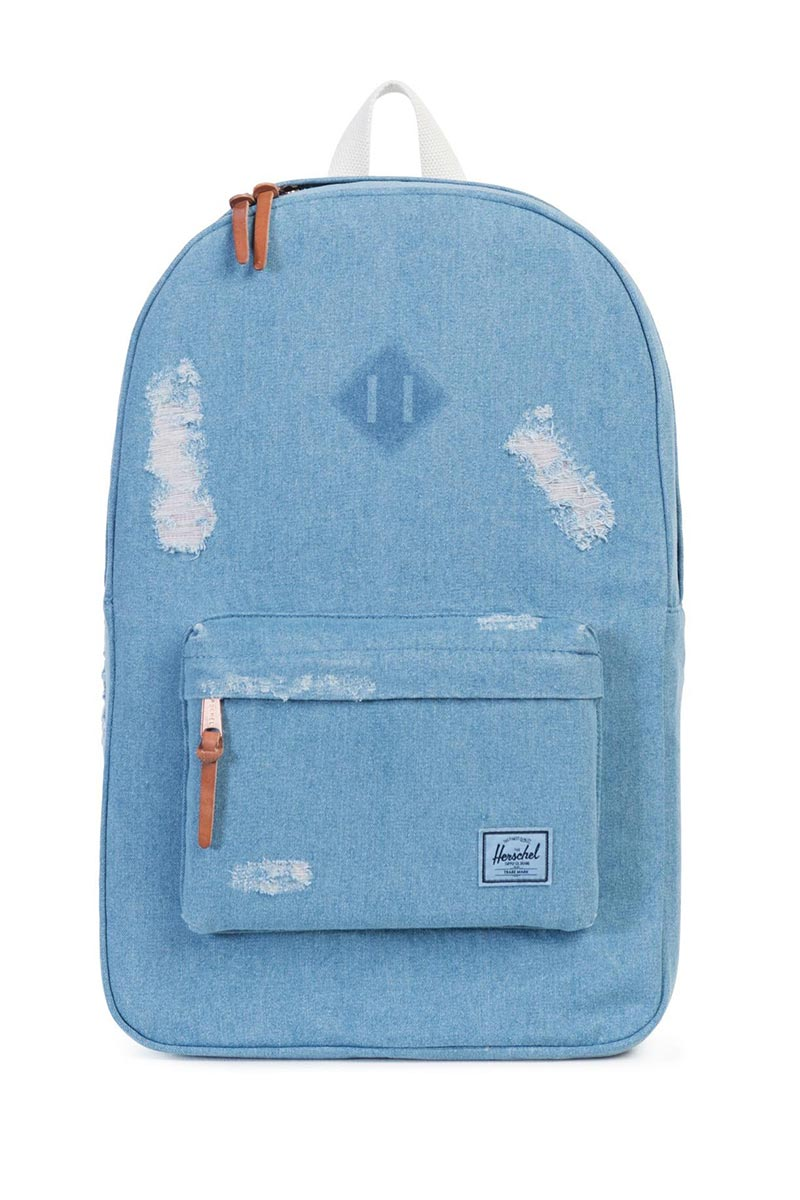 Herschel Supply Co. Heritage backpack faded denim