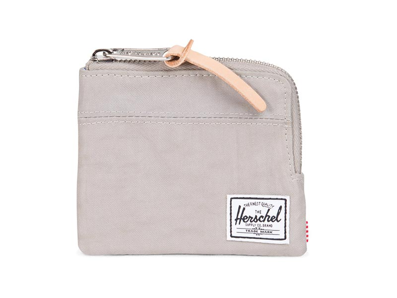 Herschel Supply Co. Johnny wallet agate grey nylon