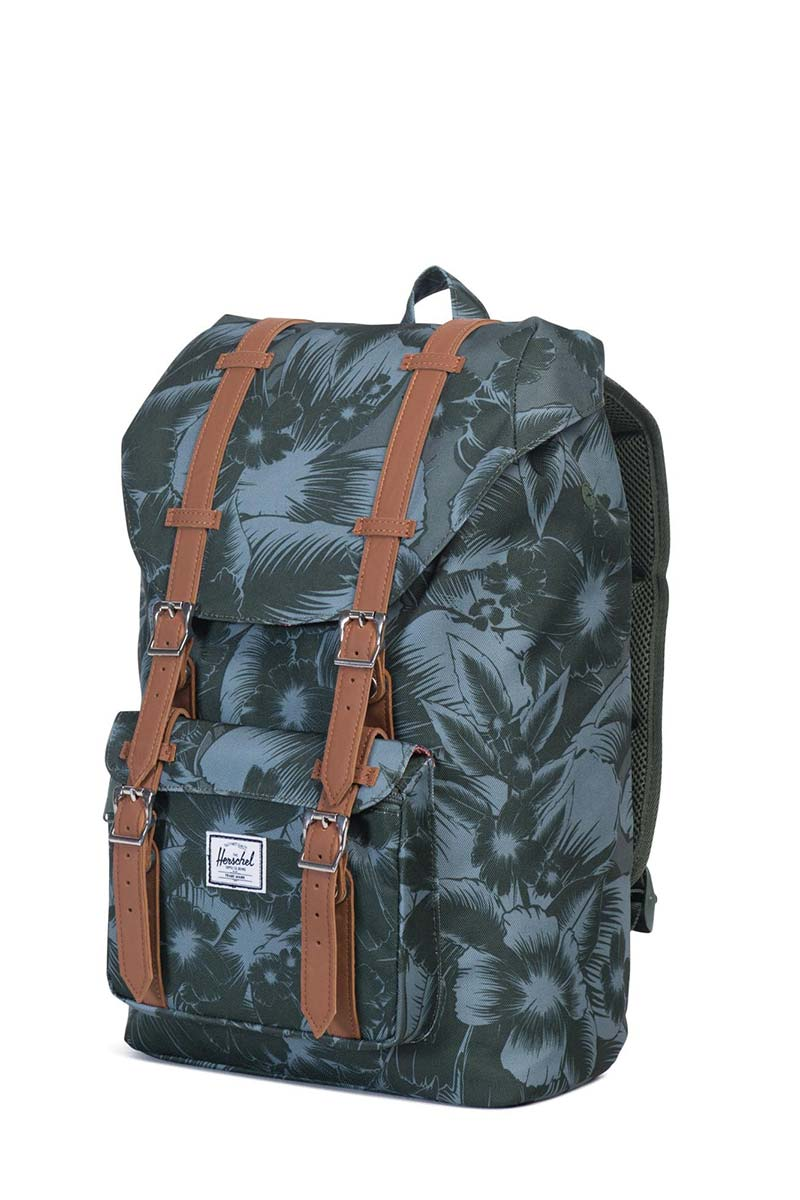 herschel supply co little america mid volume backpack. Black Bedroom Furniture Sets. Home Design Ideas