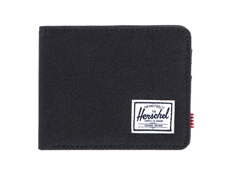 Herschel Supply Co. Roy wallet coin black image