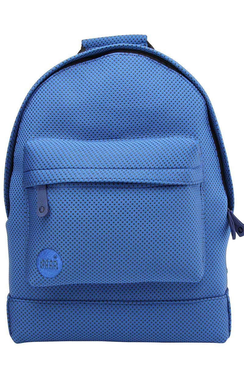 Mi-Pac backpack Heavy weight Premium neoprene dot royal blue