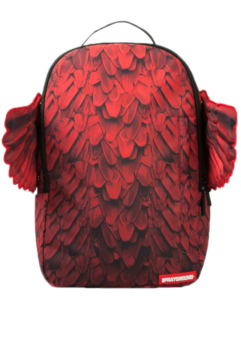 c24332908b Sprayground removable Red Wings backpack