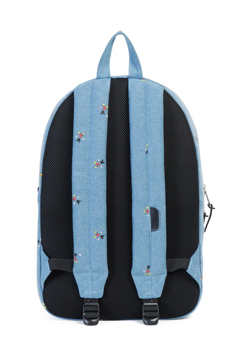 bb1da6febd0c Herschel Supply Co. Settlement Disney® backpack Mickey denim