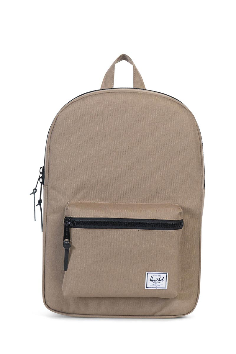 Herschel Supply Co. Settlement mid volume backpack lead green