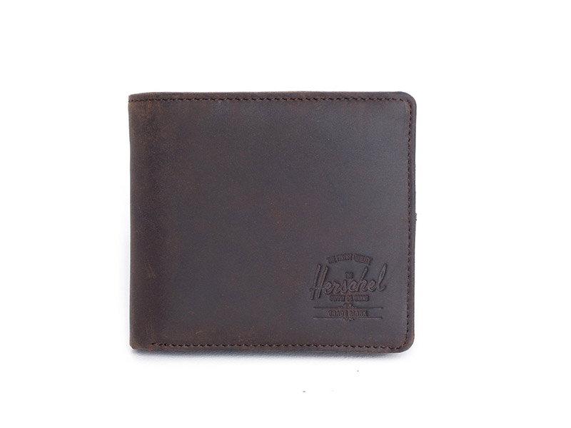 Herschel Supply Co. Hank large wallet nubuck leather image