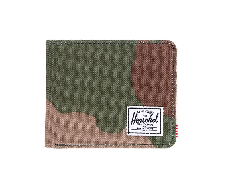 Herschel Supply Co. Roy wallet woodland camo image