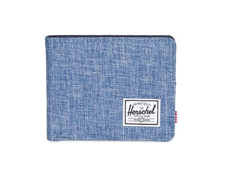Herschel Supply Co. Roy wallet limoges crosshatch/peacoat image