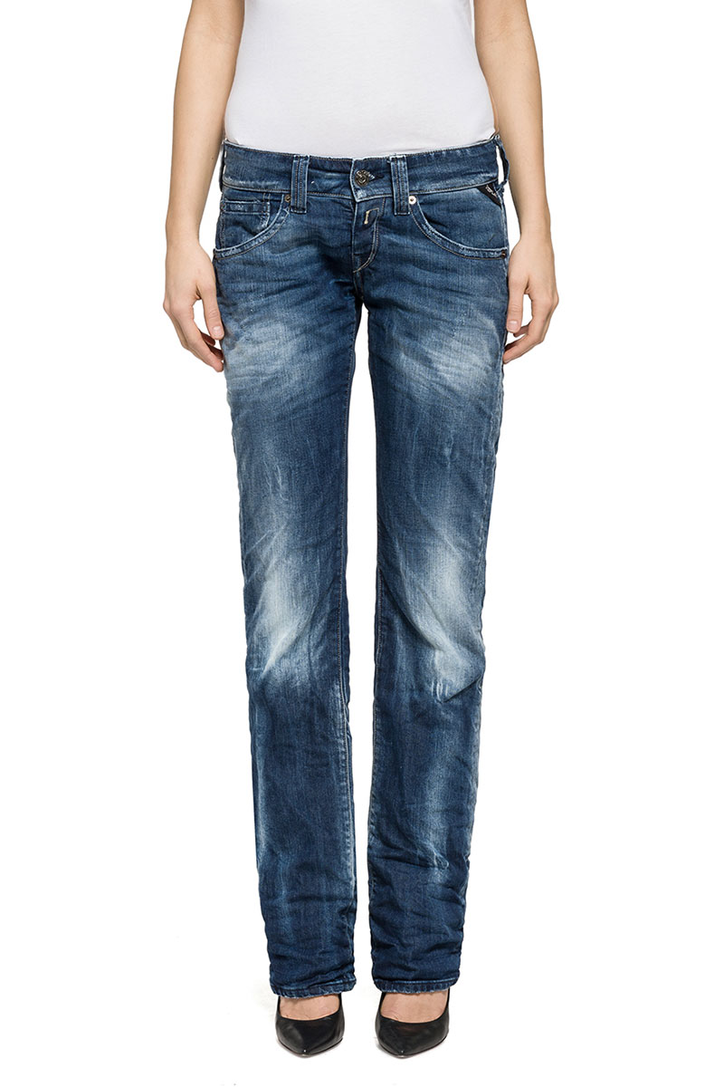 Replay γυναικείο Newswenfani relaxed fit jeans