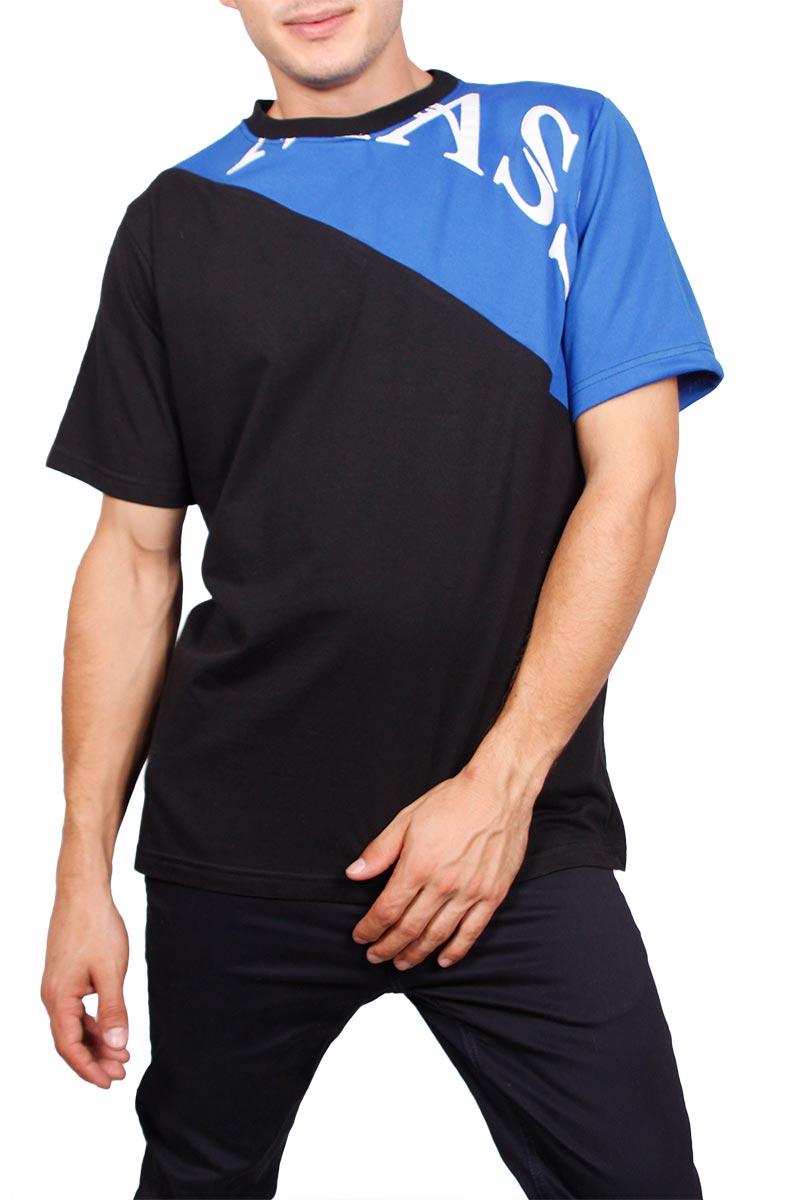 Minimarket NFL t-shirt μαύρο