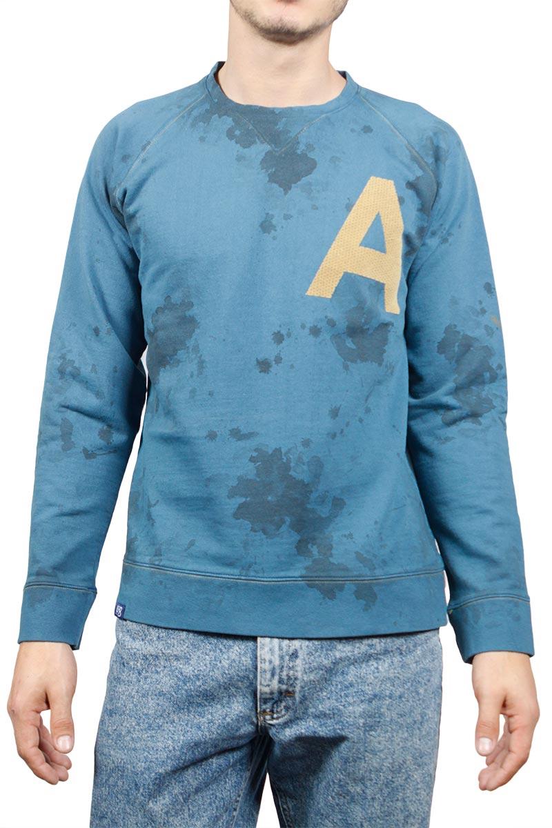 4992875f10b7 Best choice · Ανδρική φούτερ μπλούζα μπλε - w17095-alpha-bl