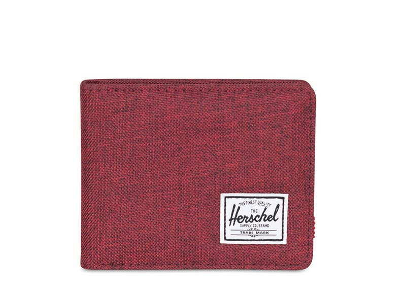 Herschel Supply Co. Roy wallet winetasting crosshatch image