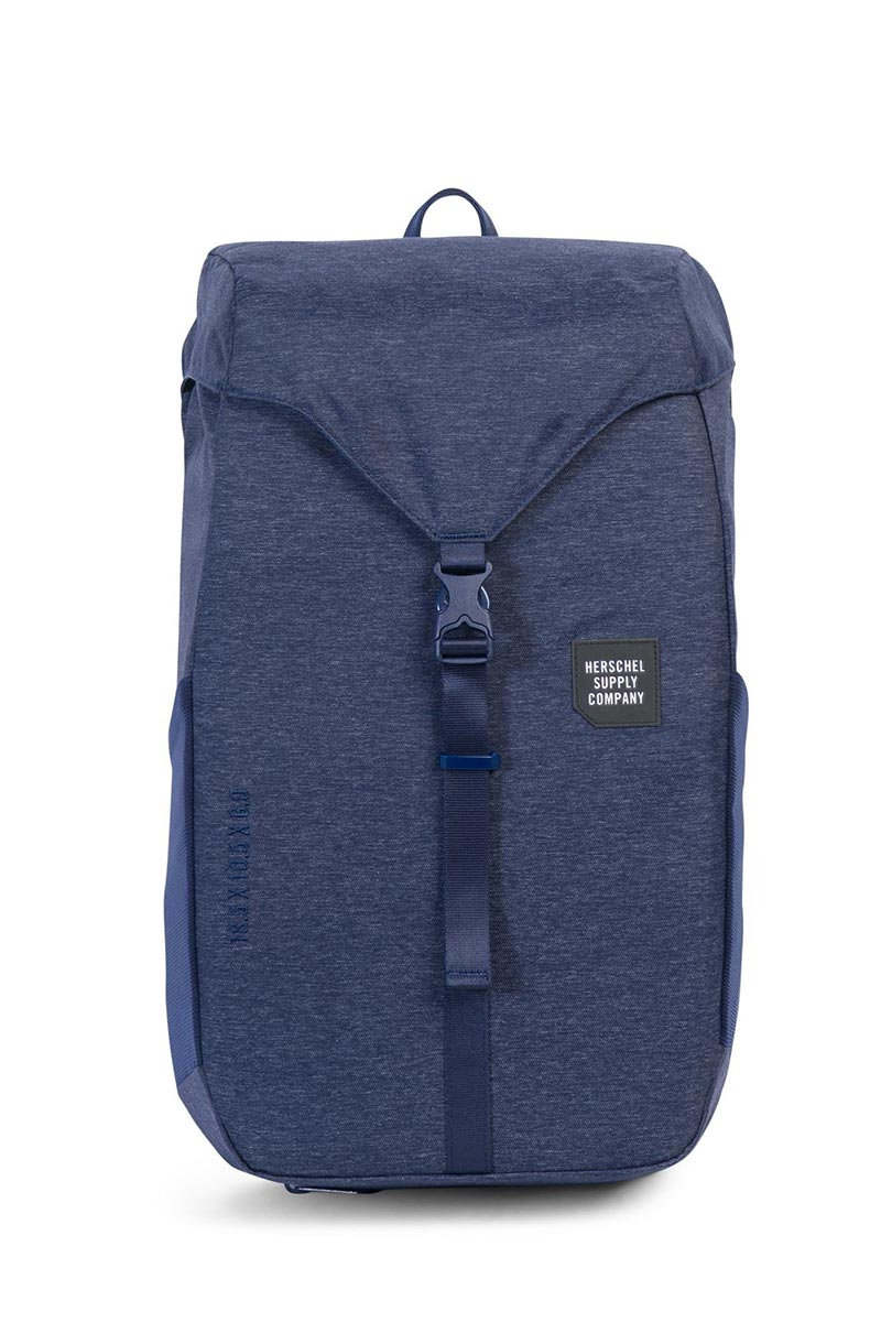 f2966cfb8e9 Herschel Barlow Trail backpack denim