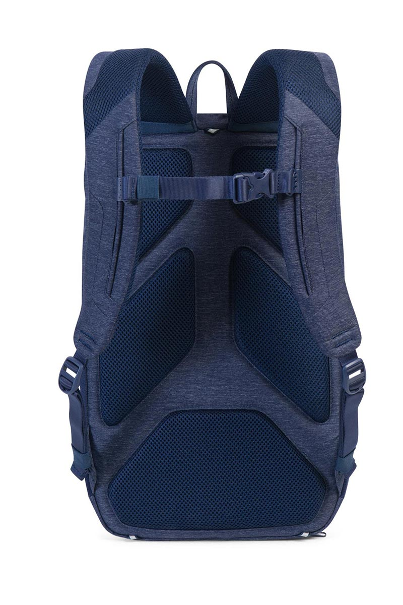 67510650948 Barlow Trail backpack denim Herschel Supply Co. Barlow Trail backpack denim  ...