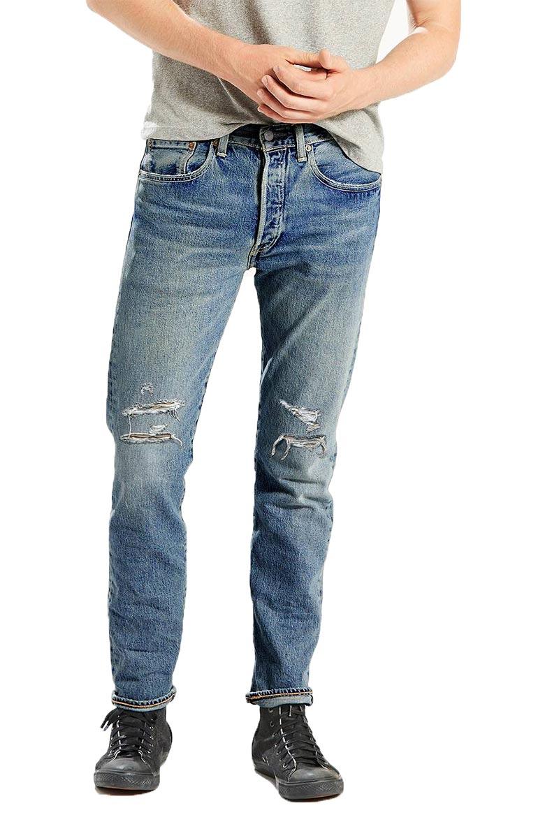 Ανδρικό LEVI'S 501® jeans skinny bad boy - 34268-0006