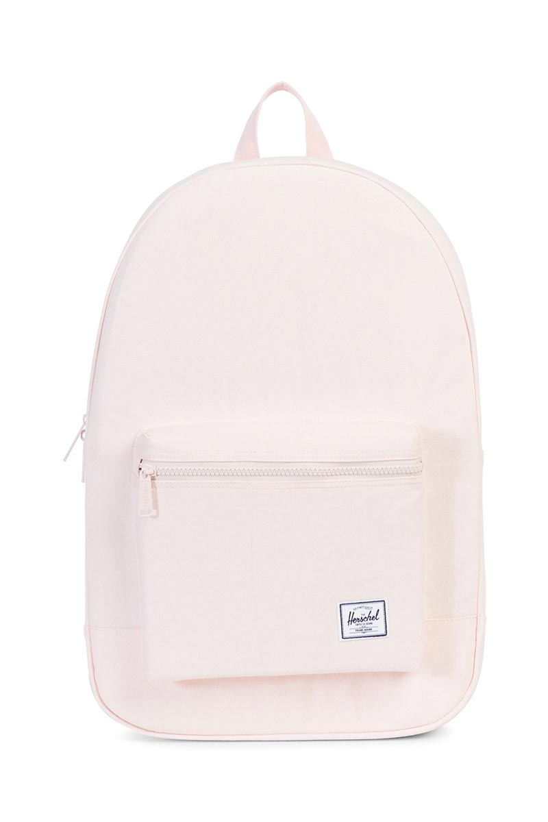 4732e19a7b Herschel Supply Co. Daypack backpack cotton canvas cloud pink