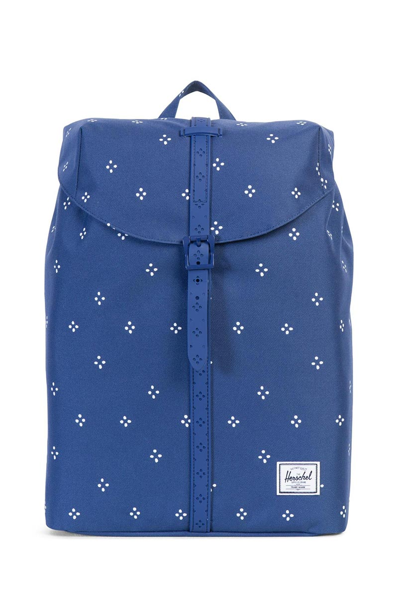 Herschel Supply Co. Post mid volume backpack focus/twilight blue rubber