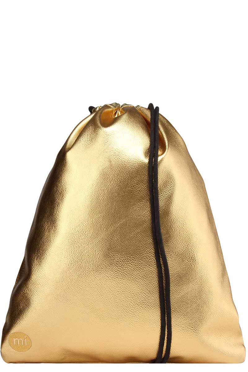 Mi-Pac Gold kit bag 24K gold