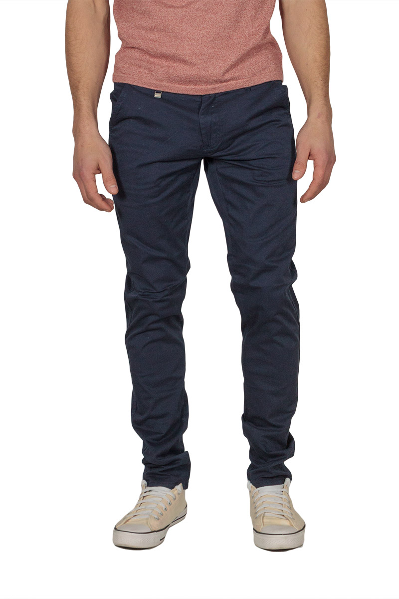 Ryujee Alban chino παντελόνι navy