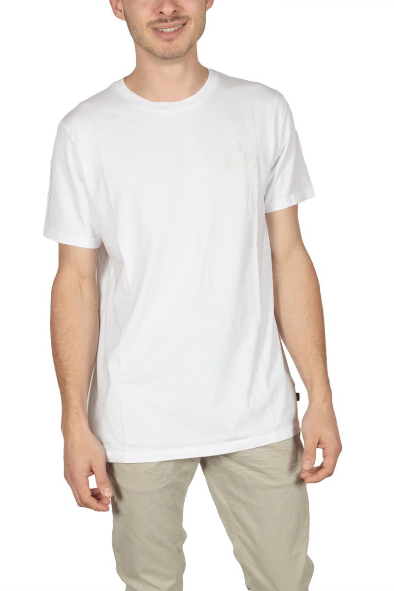 Globe Moc X ανδρικό t-shirt λευκό