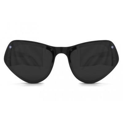 Spitfire γυαλιά ηλίου Ultra acetate black/black
