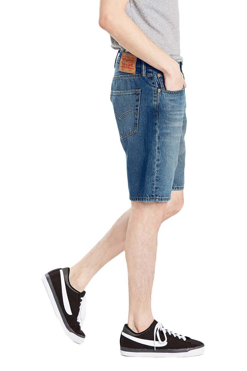 Shorts Men's Denim Fit Winner Levi's Original 501® nkw80OP
