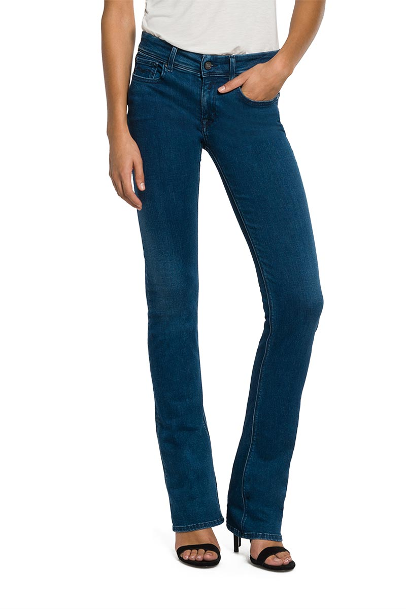 Replay Luz γυναικείο bootcut jeans