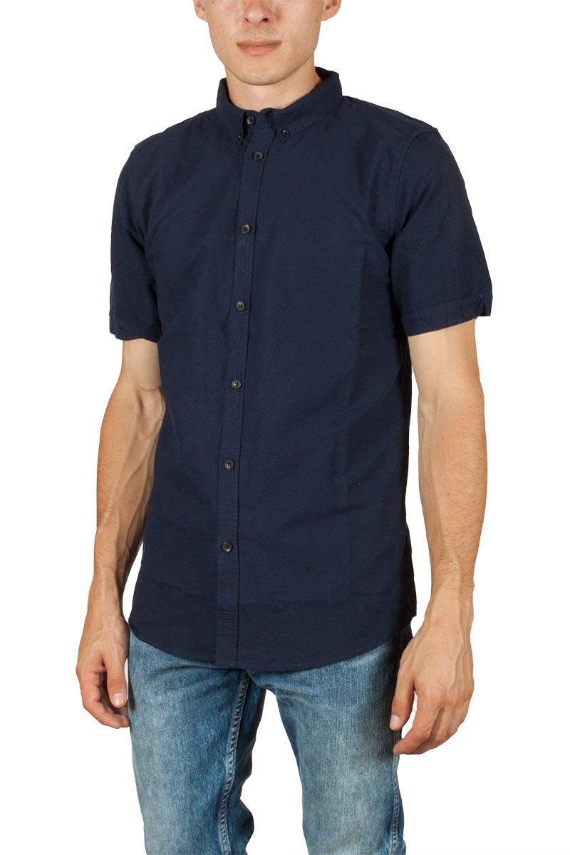 Anerkjendt Kamil πουκάμισο μπλε
