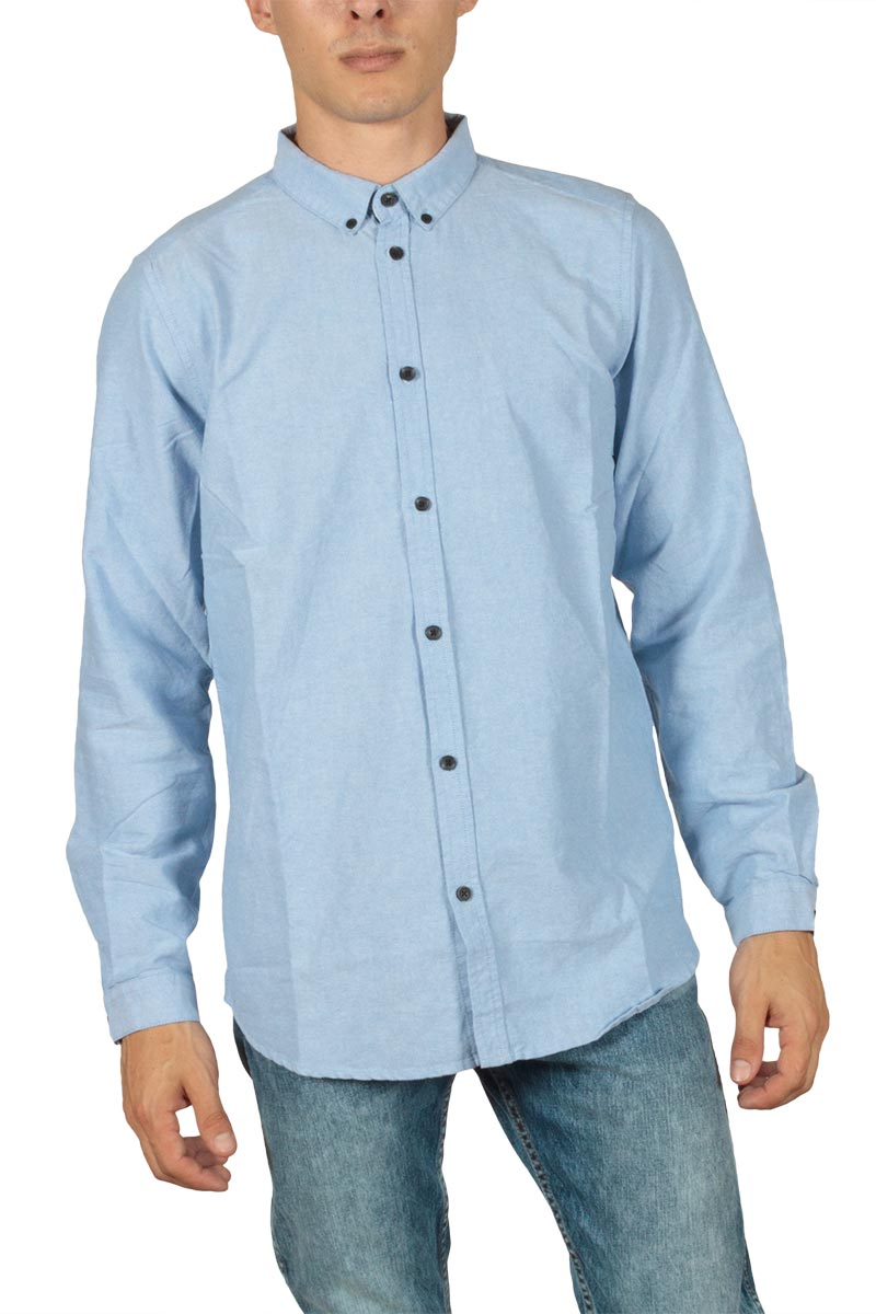 Anerkjendt Kazz πουκάμισο γαλάζιο