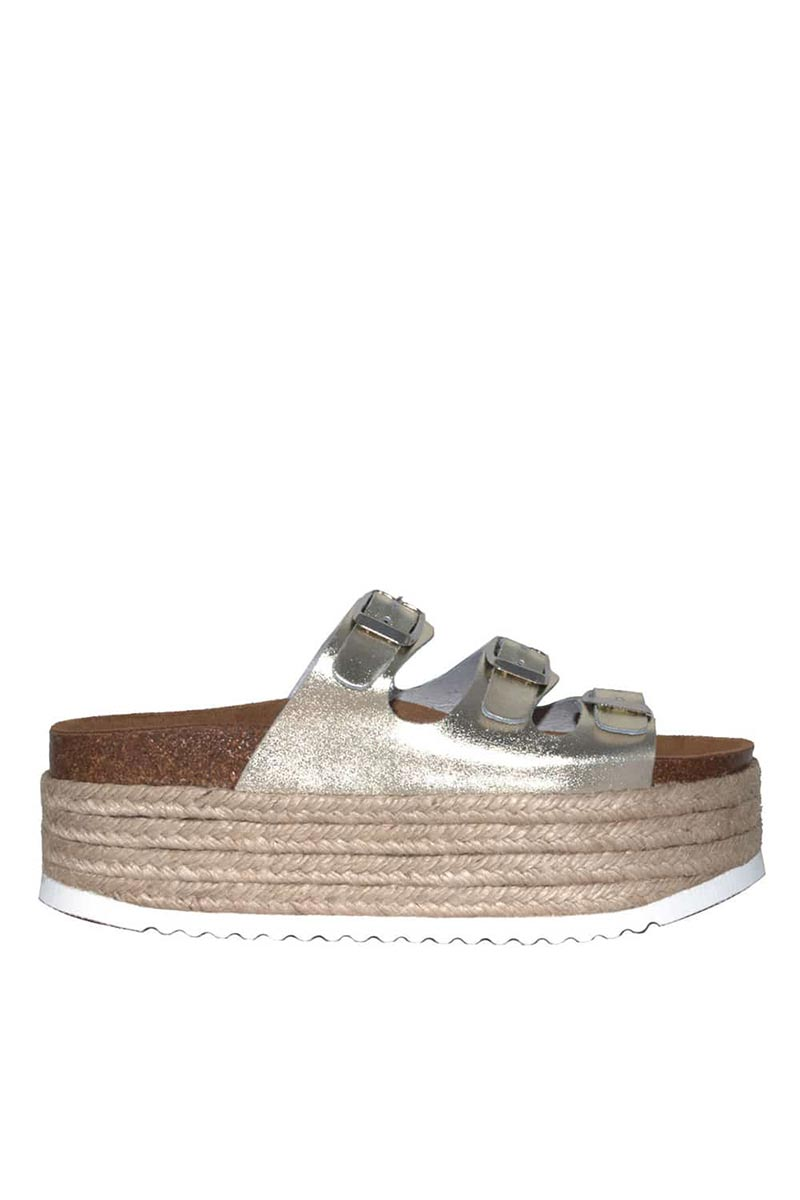 Jeffrey Campbell Armona ES4 ML Sandals platinum