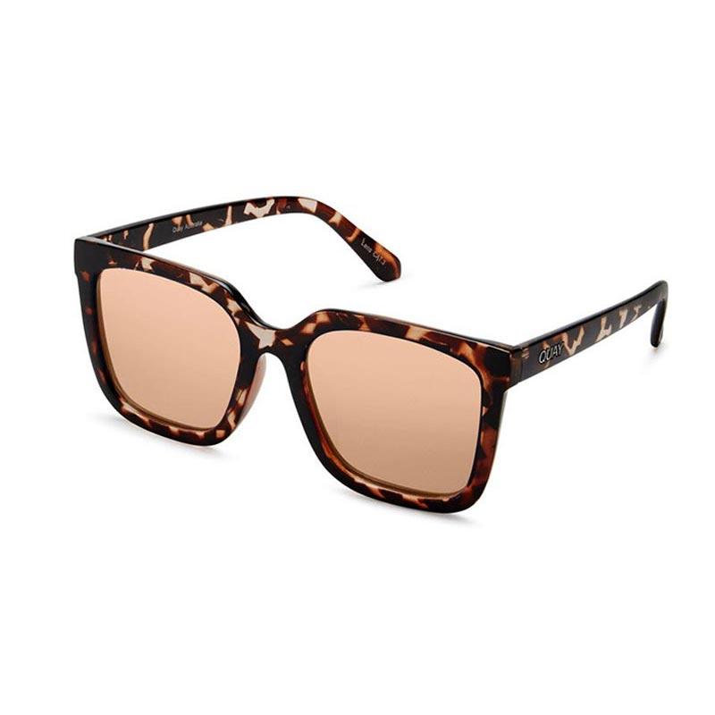 Quay Australia γυαλιά ηλίου Genesis tortoise/rose mirror