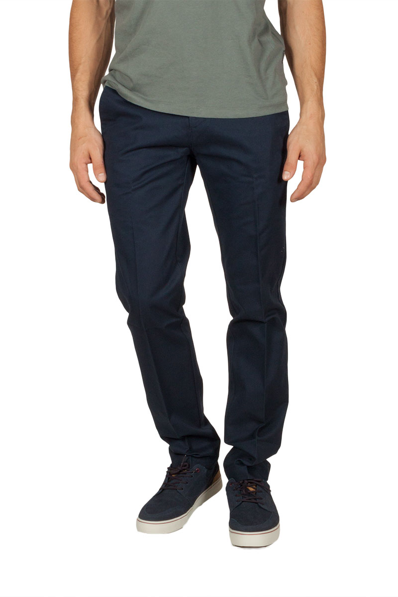 Dickies ανδρικό chino παντελόνι navy