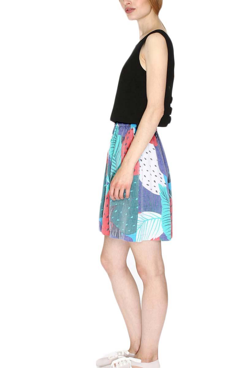 Pepaloves Veronica mini skirt with pockets