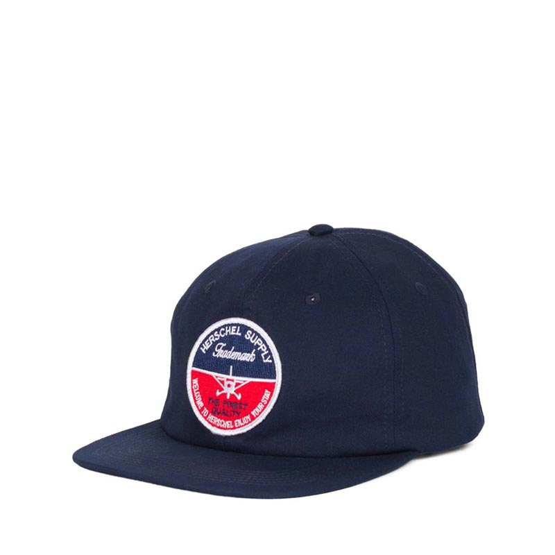 Herschel Supply Co. 172 Cap navy
