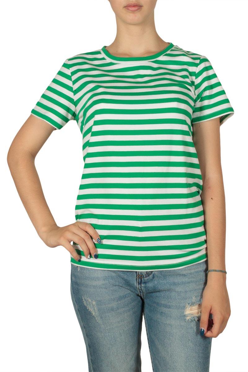 Minimum Gabriella γυναικείο ριγέ t-shirt - 141710149