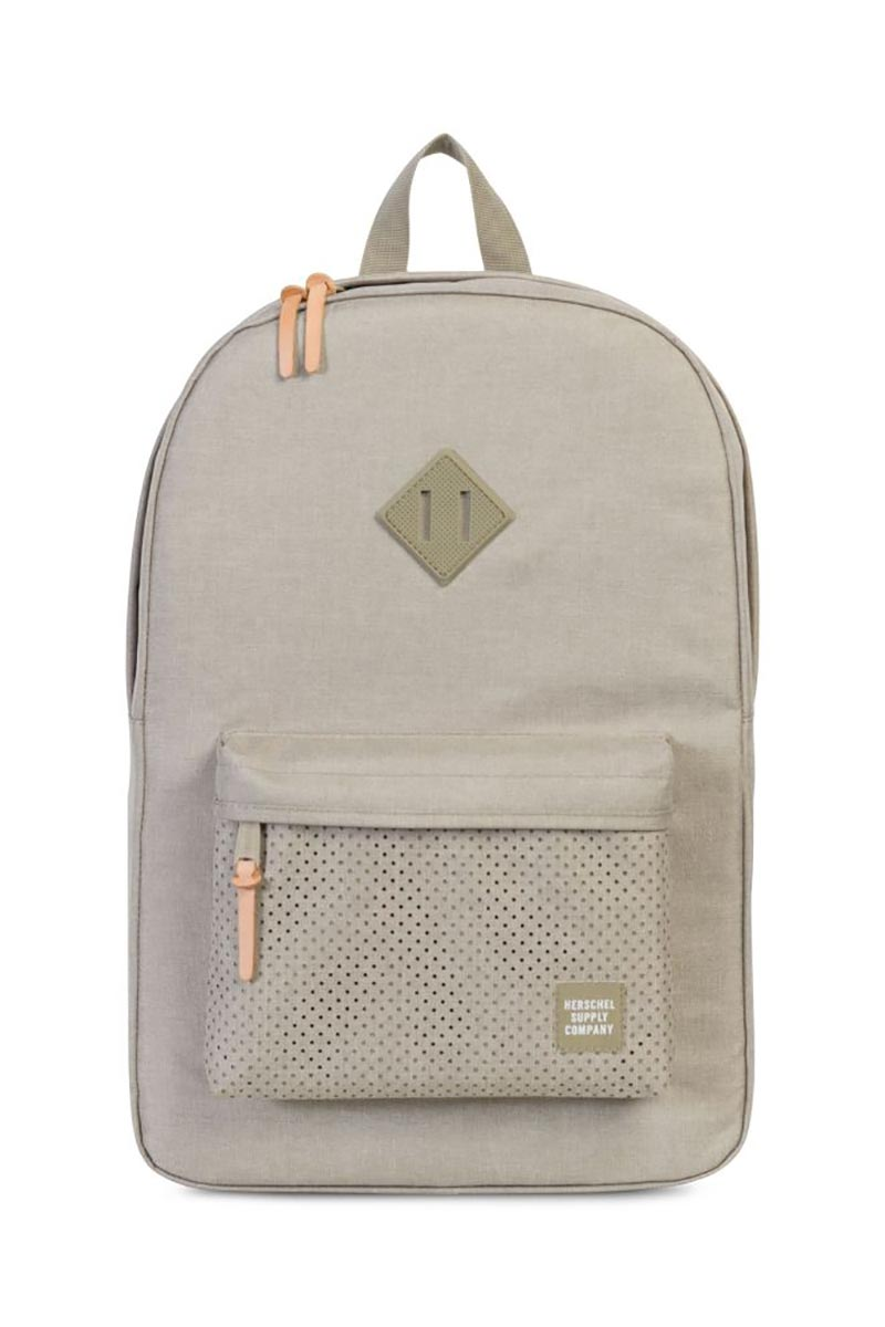 Herschel Supply Co. Heritage Aspect backpack dark khaki crosshatch - 10007-01456-os