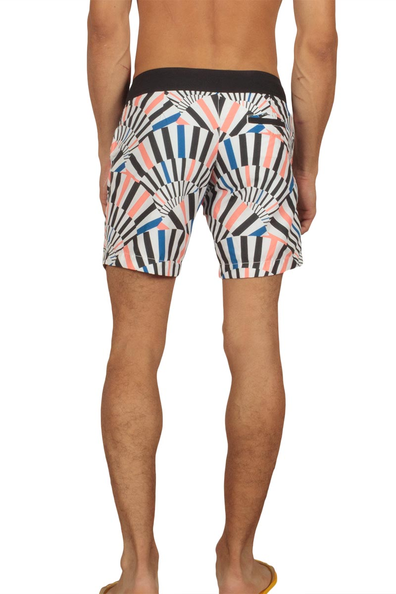 Reef Acaia board shorts λευκό