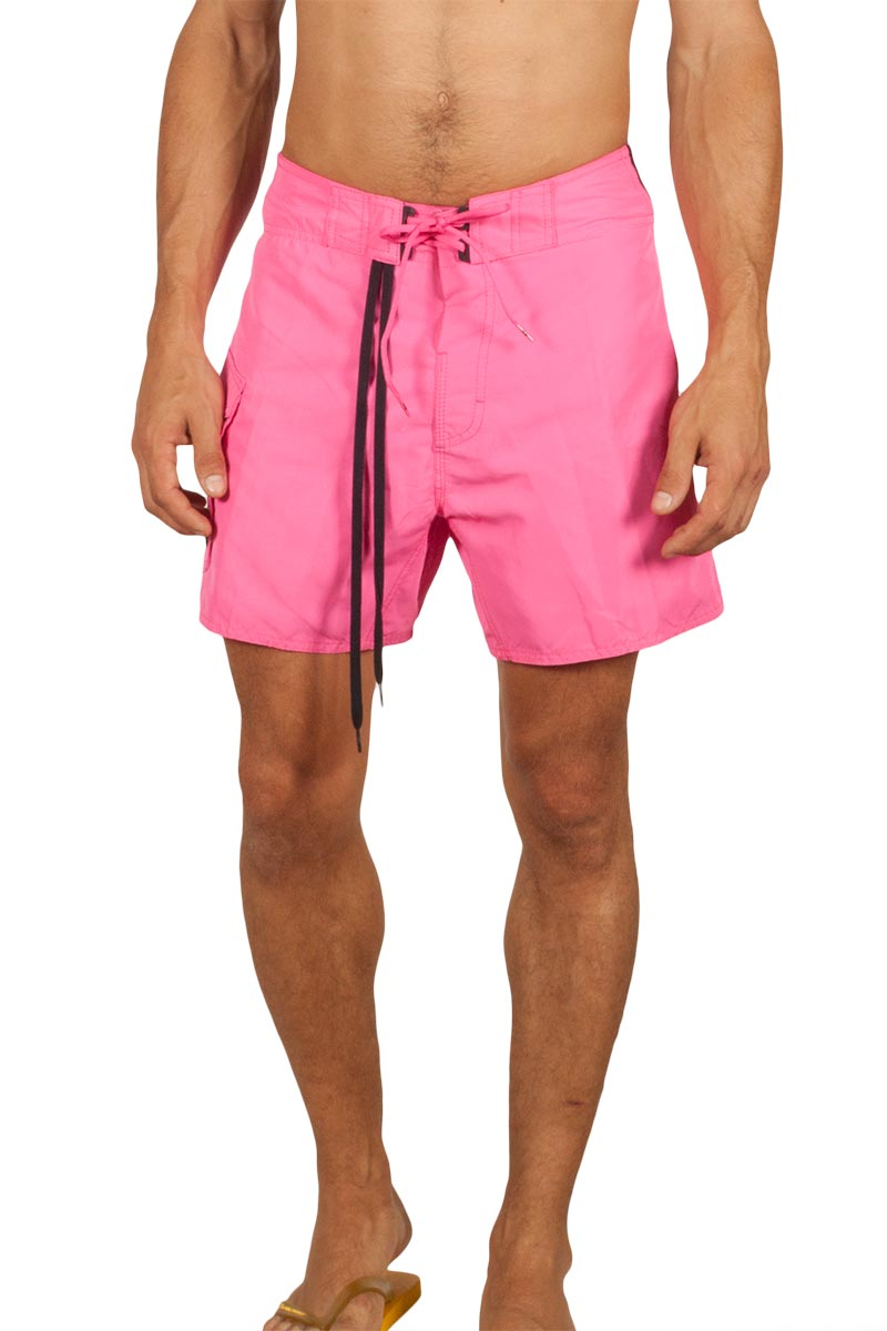 Reef board shorts pink