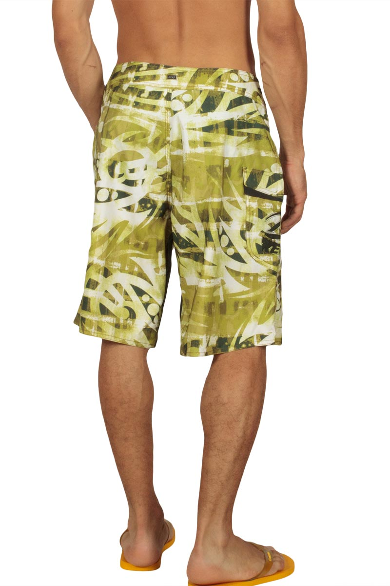 Reef Sussi out board shorts λαδί