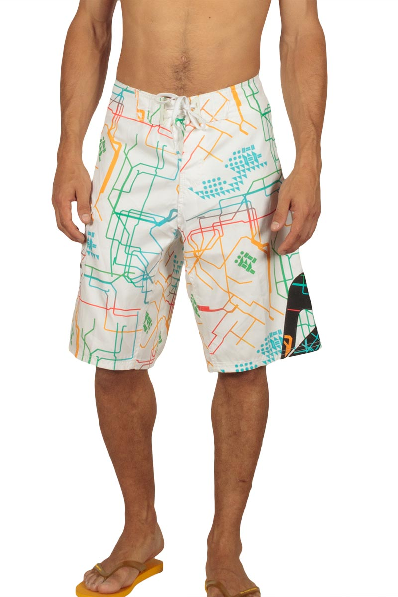 Reef Tino Santori board shorts