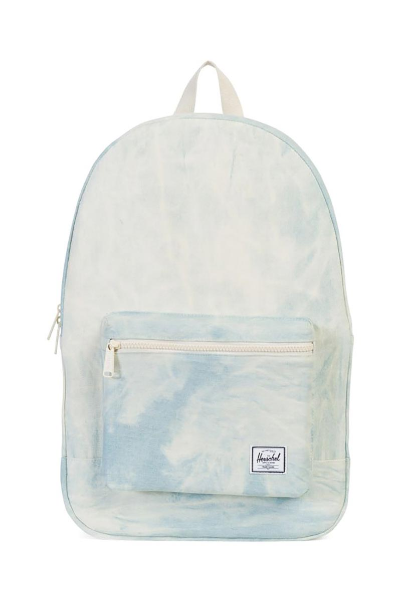 Herschel Supply Co. Daypack backpack bleach denim cotton canvas